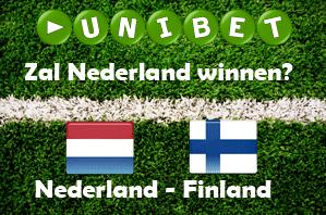 nederland-finland